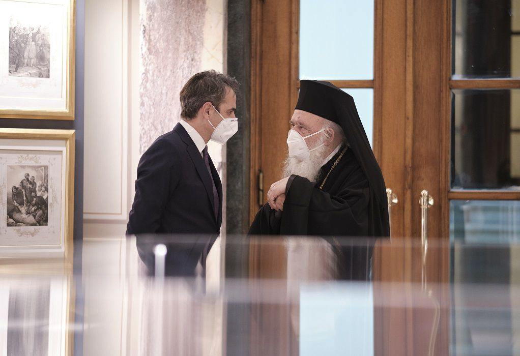 Αρχιεπίσκοπος Ιερώνυμος: «Δεν πιστεύω ότι θα πάμε στα χωριά μας το Πάσχα»