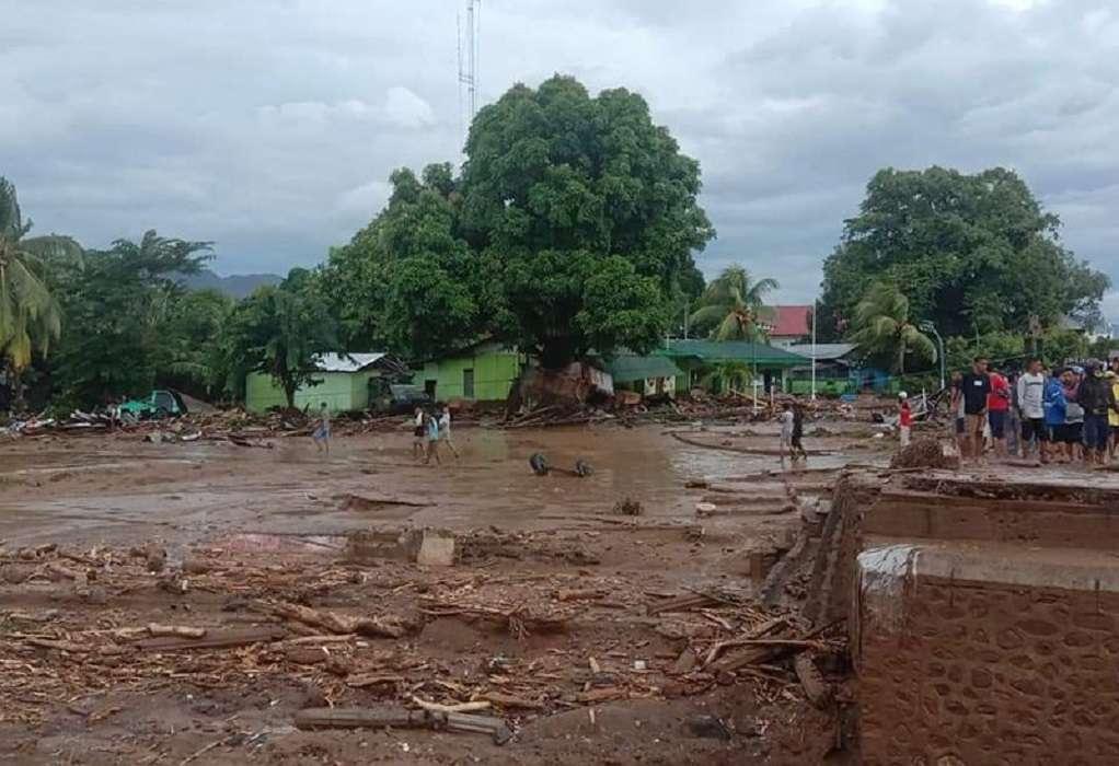 Κόστα Ρίκα: 2 νεκροί από εκτεταμένες πλημμύρες