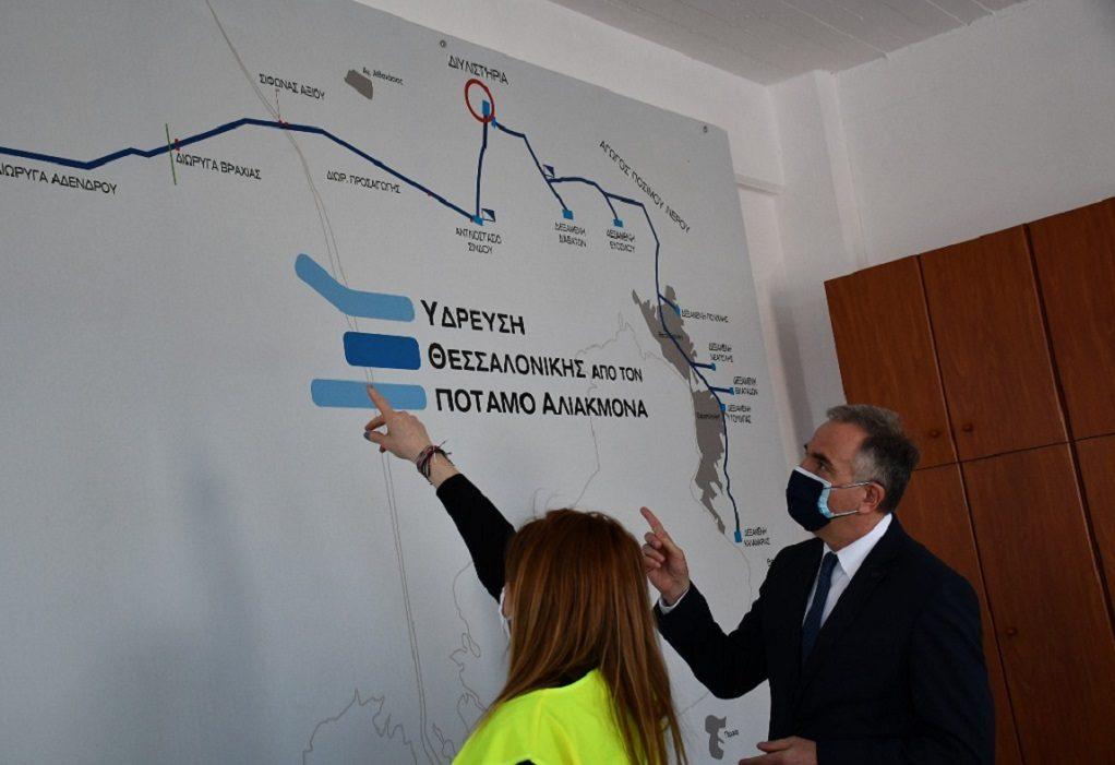 Καλαφάτης: Αναβαθμίζουμε τις υπηρεσίες που προσφέρουμε στους Θεσσαλονικείς