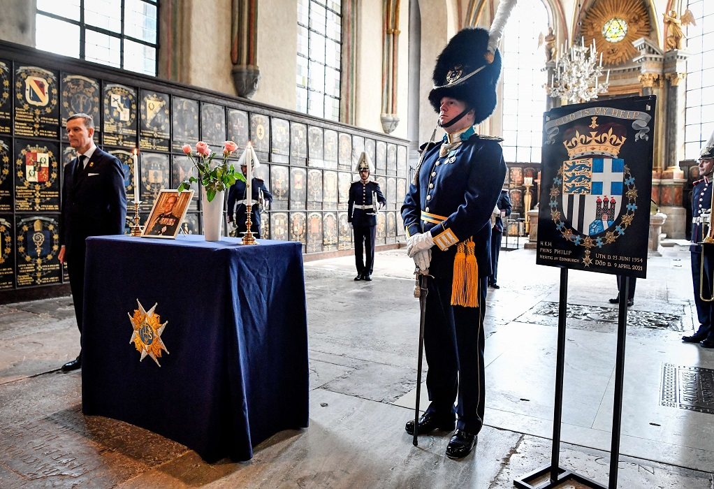 Μεγ. Βρετανία: Η κηδεία του πρίγκιπα Φιλίππου (LIVE)