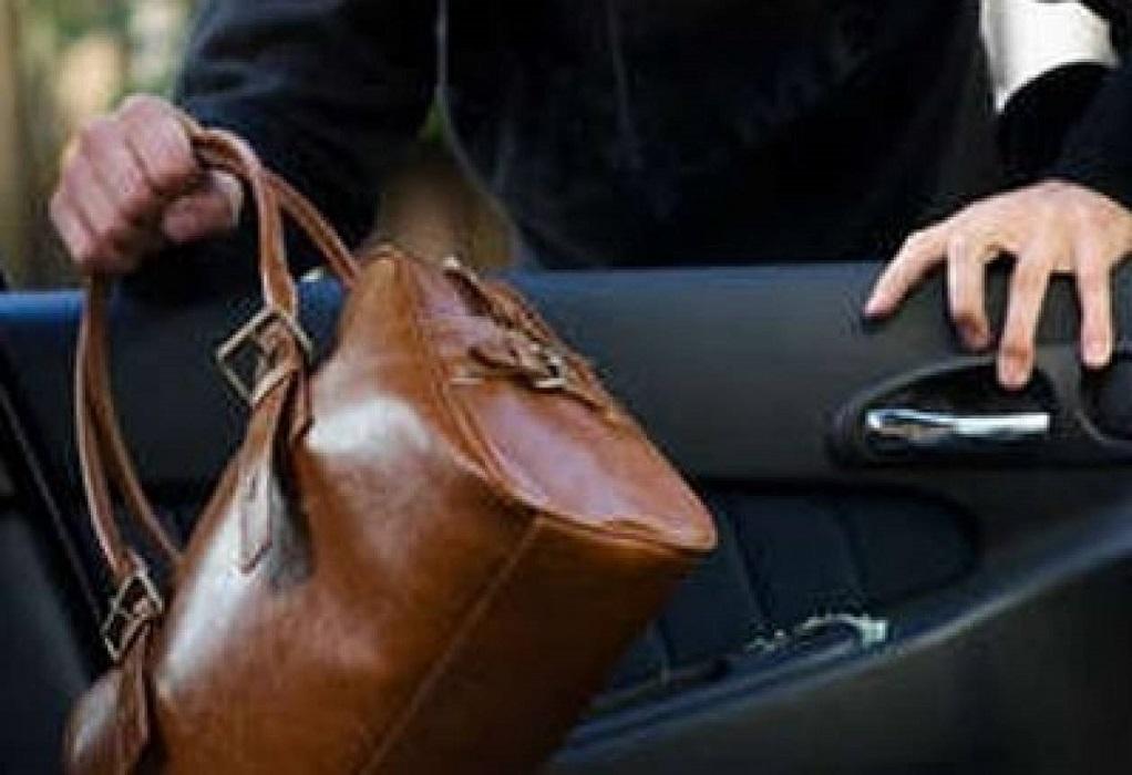 Κορδελιό: Χειροπέδες σε διαρρήκτη ΙΧ που έκλεψε τσάντα