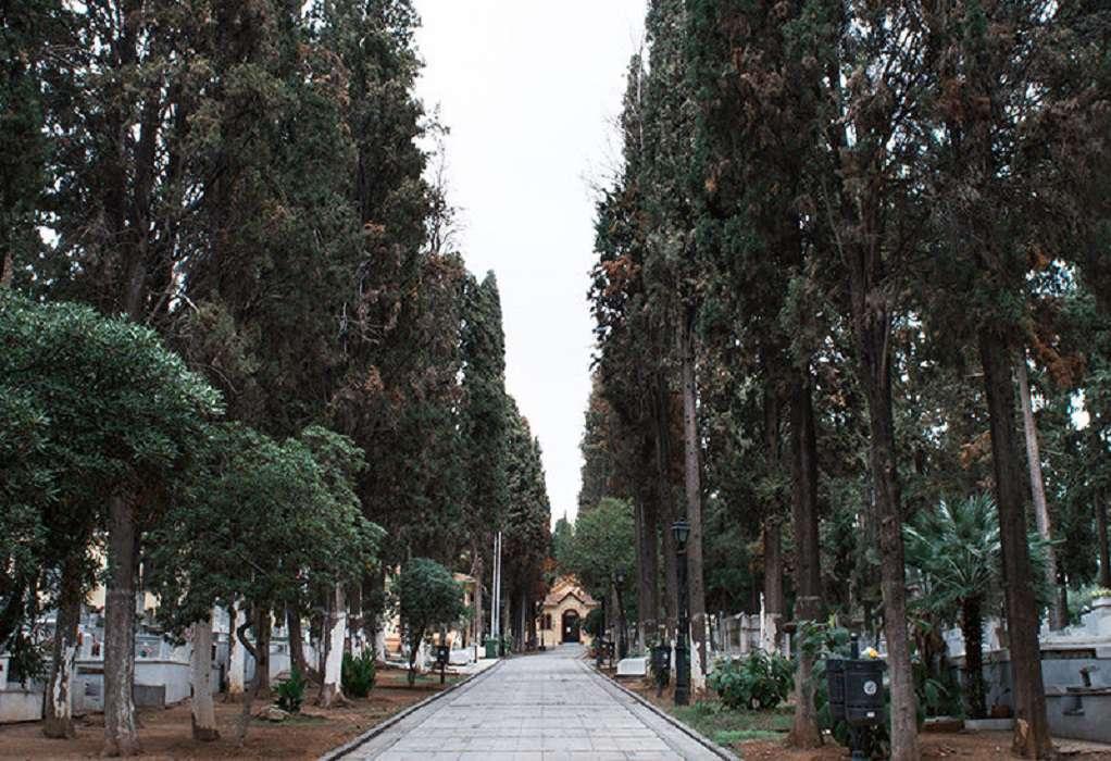 Δ. Θεσσαλονίκης: Αλλάζει όψη η περιοχή γύρω από τα ιστορικά κοιμητήρια της Ευαγγελίστριας