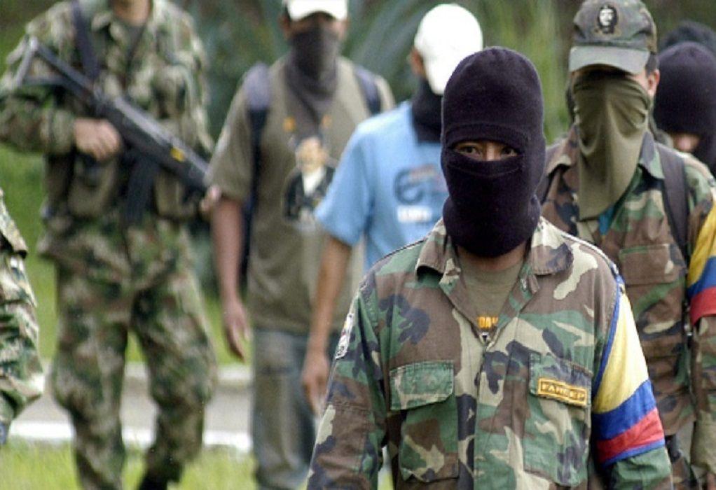Κολομβία: Τουλάχιστον 14 αντάρτες κι ένας στρατιωτικός νεκροί
