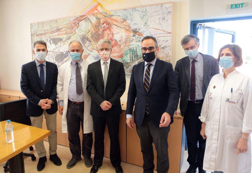 Στην Ελλάδα ξεκινά η κλινική μελέτη για το ισραηλινό φάρμακο κατά της Covid-19