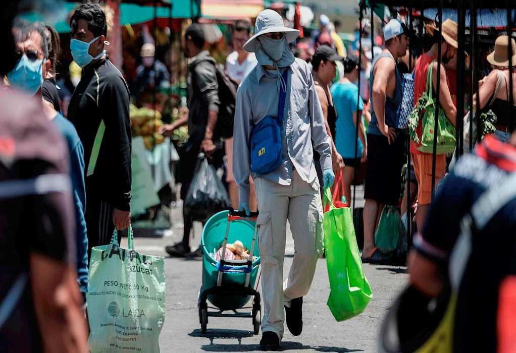 Νέα έξαρση της πανδημίας στην Κόστα Ρίκα κλείνει μαγαζιά