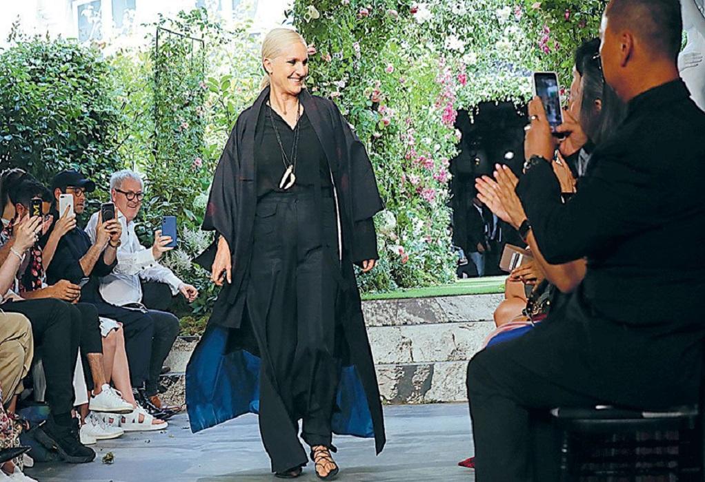 Ο Dior αποκαλύπτει τη συλλογή του στην Αθήνα