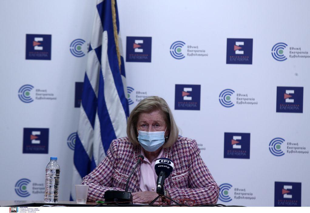 Μ. Θεοδωρίδου: Δεν υπάρχει κανένα θέμα Χριστιανικής ηθικής από τα εμβόλια