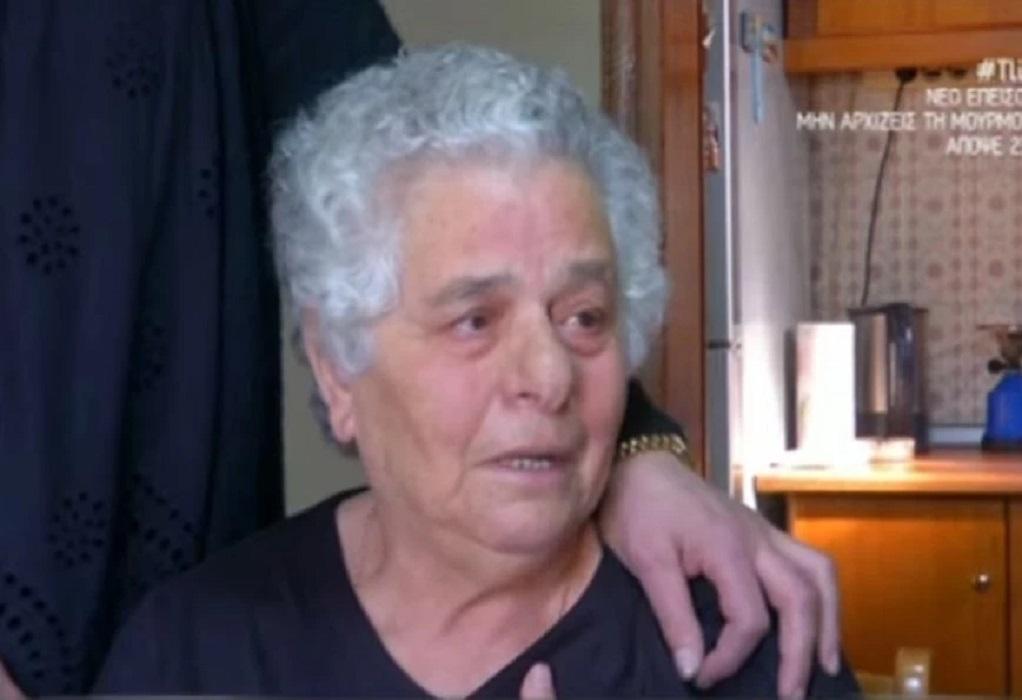Γ. Καραϊβάζ – Συγκλονίζει η μητέρα του: Τους συγχωρώ αρκεί να μην βλάψουν κανέναν άλλον