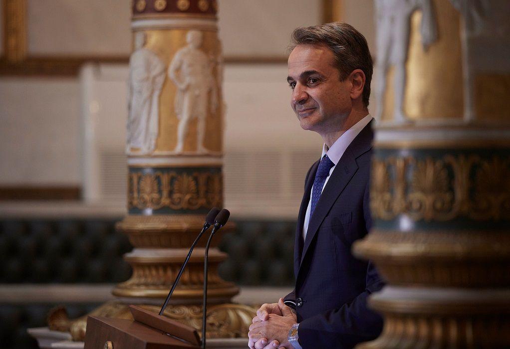 Κ. Μητσοτάκης: Αμερική και Ελλάδα μαζί και στην αντιμετώπιση της κλιματικής αλλαγής