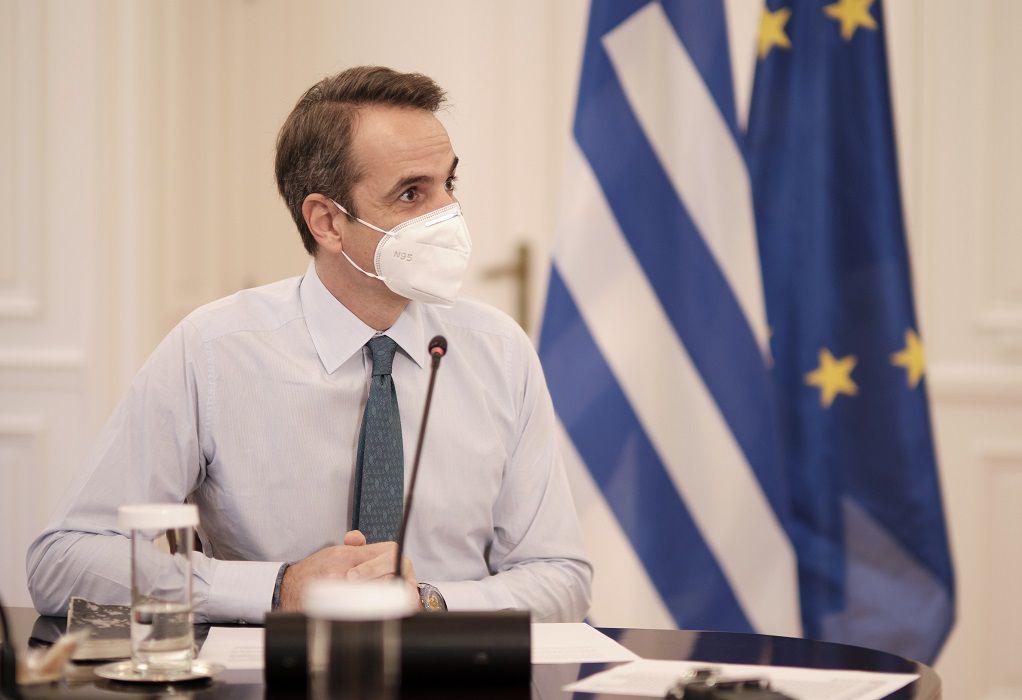 Κυρ. Μητσοτάκης: Ιδιαίτερα επιτυχημένο το ξεκίνημα των self-test