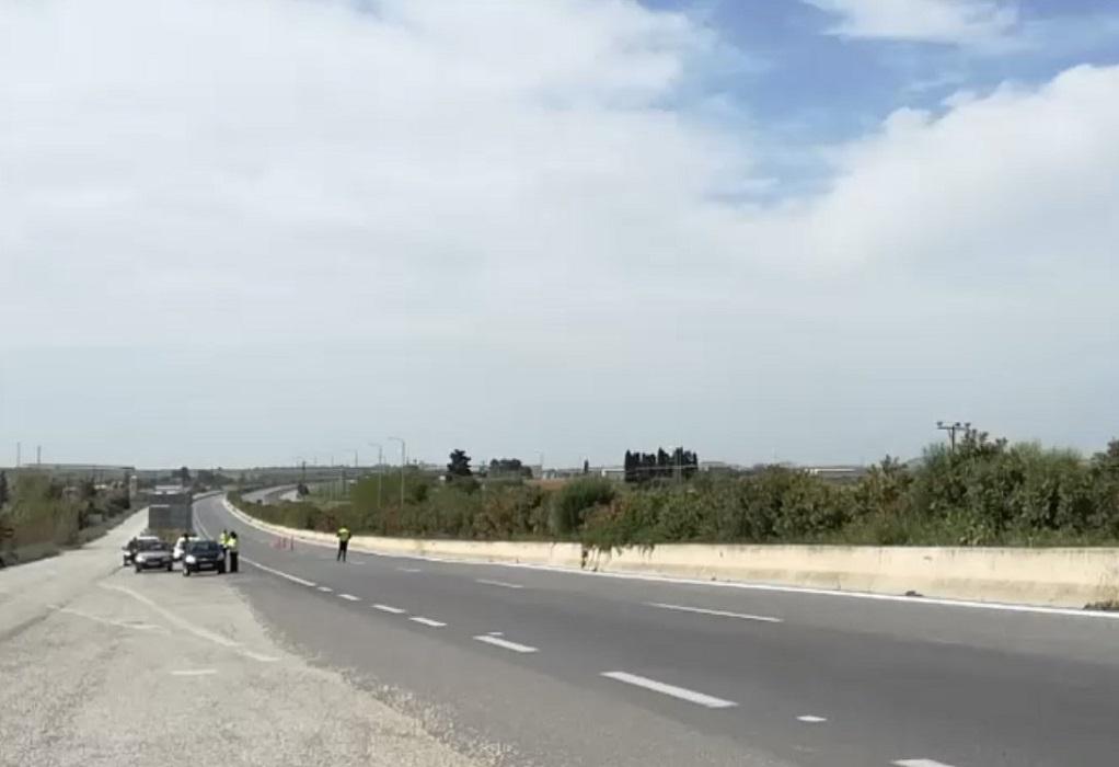 Έλεγχοι της αστυνομίας στην ΕΟ Θεσσαλονίκης – Ν. Μουδανιών (VIDEO)