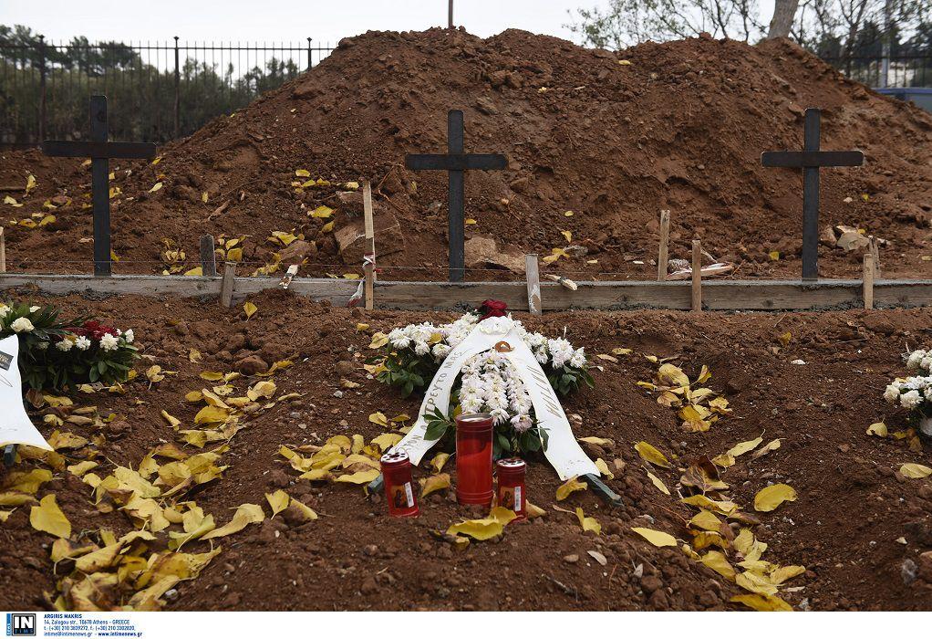 Καταγγελία: Άθλια η κατάσταση στα νεκροταφεία-«Τον έφεραν σε μαύρη σακούλα και τον άφησαν άταφο»[photos]