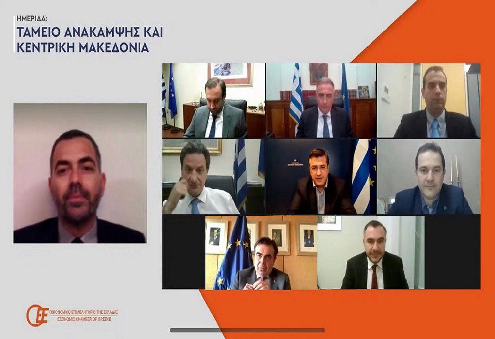 Απ. Τζιτζικώστας: Μεγάλη ευκαιρία αλλά και πρόκληση για την Ελλάδα το Ταμείο Ανάκαμψης
