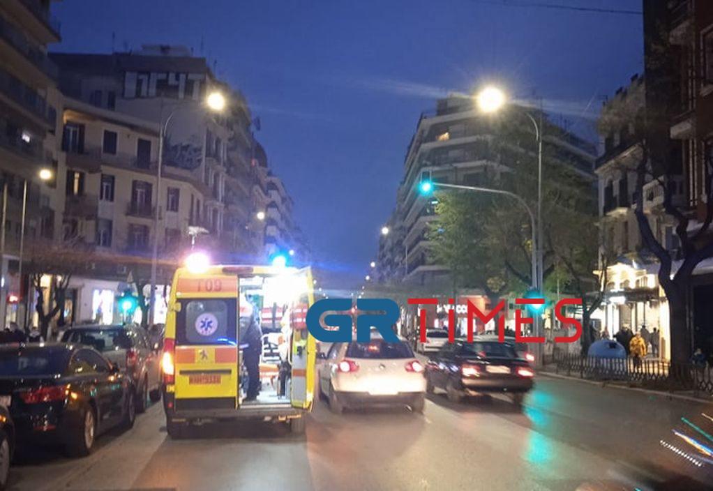 Θεσσαλονίκη: Ένας τραυματίας μετά από οπαδικό επεισόδιο στο κέντρο (ΦΩΤΟ-VIDEO)