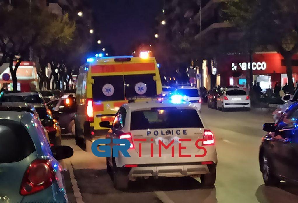 Τραυματίας σε νέο οπαδικό επεισόδιο στη Θεσσαλονίκη[video]