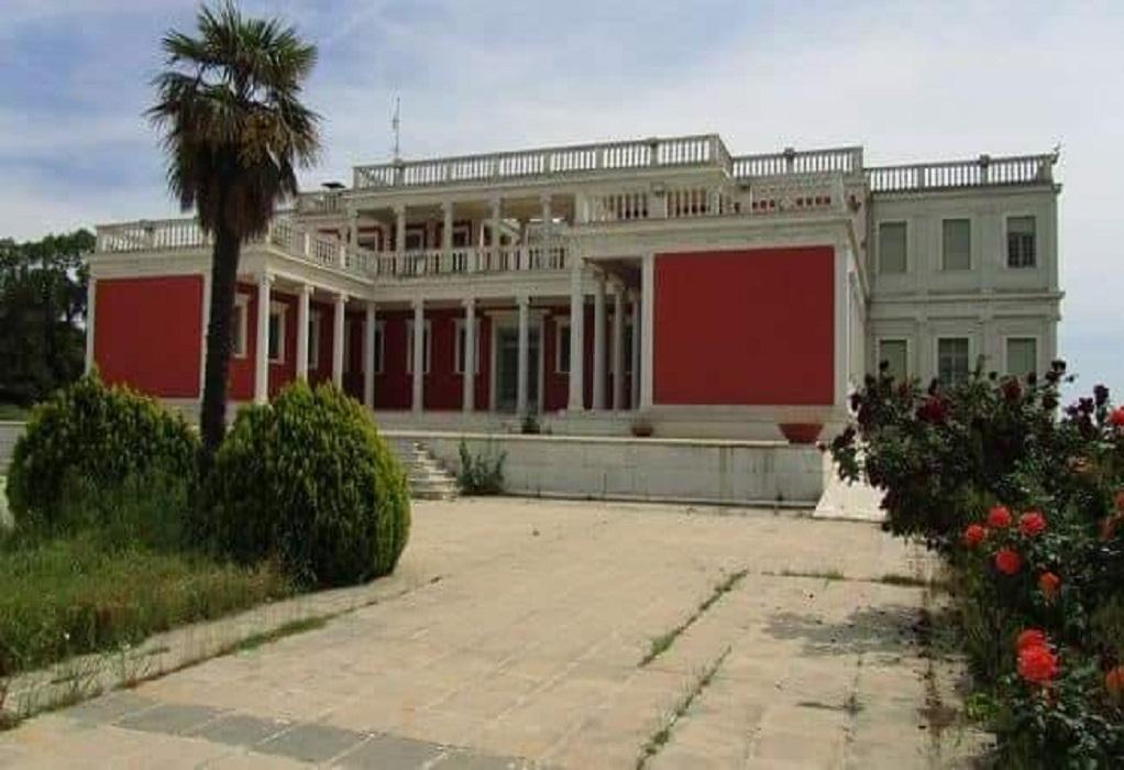 """Πρωτοβουλία για να """"σωθεί"""" το Παλατάκι στην Καλαμαριά"""