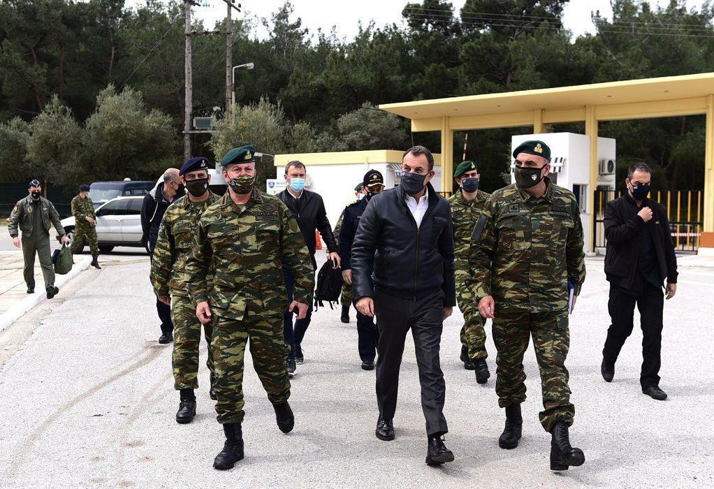 Παναγιωτόπουλος από Λέσβο: Με τους «φρουρούς των τειχών» άγρυπνους στις επάλξεις, εύχομαι Καλή Ανάσταση