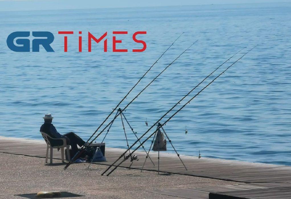 Άρχισε η διαβούλευση του Π/Δ για την ερασιτεχνική και αθλητική αλιεία
