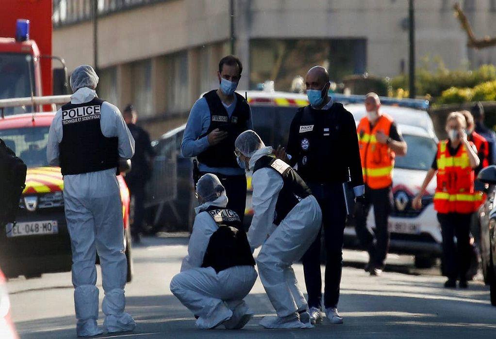 Επίθεση με μαχαίρι στο Παρίσι: 3 πρόσωπα από το περιβάλλον του δράστη υπό κράτηση