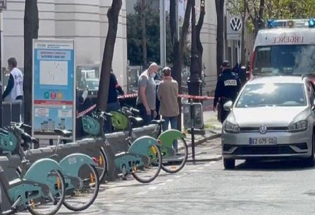 Παρίσι: Πυροβολισμοί έξω από νοσοκομείο – Ένας νεκρός και μία τραυματίας