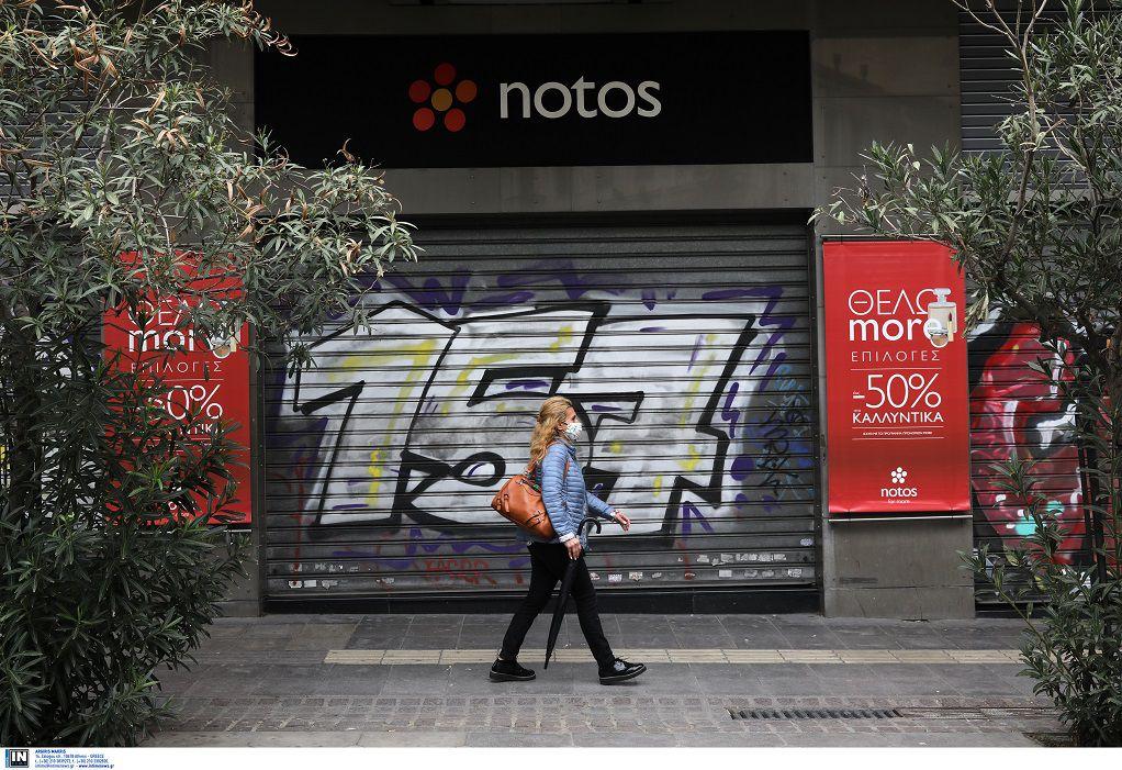Σταμπουλίδης: Ανοίγουν από Δευτέρα τα μεγάλα πολυκαταστήματα – Τι είπε για τα εμπορικά