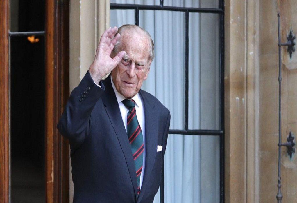 Πρίγκιπας Φίλιππος: Σήμερα το απόγευμα το τελευταίο «αντίο»