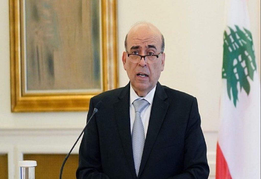 ΥΠΕΞ Λιβάνου: Στόχος ένα πιο ισομερές εμπορικό ισοζύγιο με την Ελλάδα
