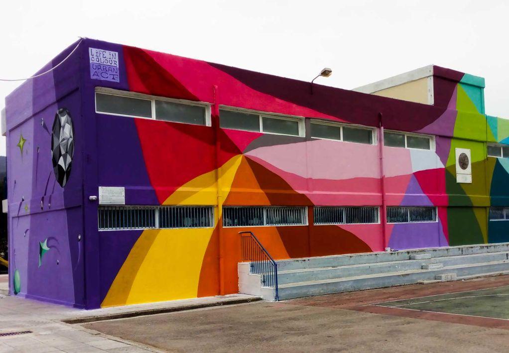 "Life in Colour: Με χρώματα δίνει τη ""μάχη"" κατά της COVID 19, φωτογραφία-6"