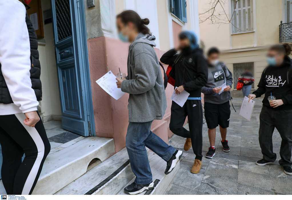 Κεντρική Μακεδονία: 74 μαθητές, 9 εκπαιδευτικοί, 1 άτομο θετικοί από τα self tests