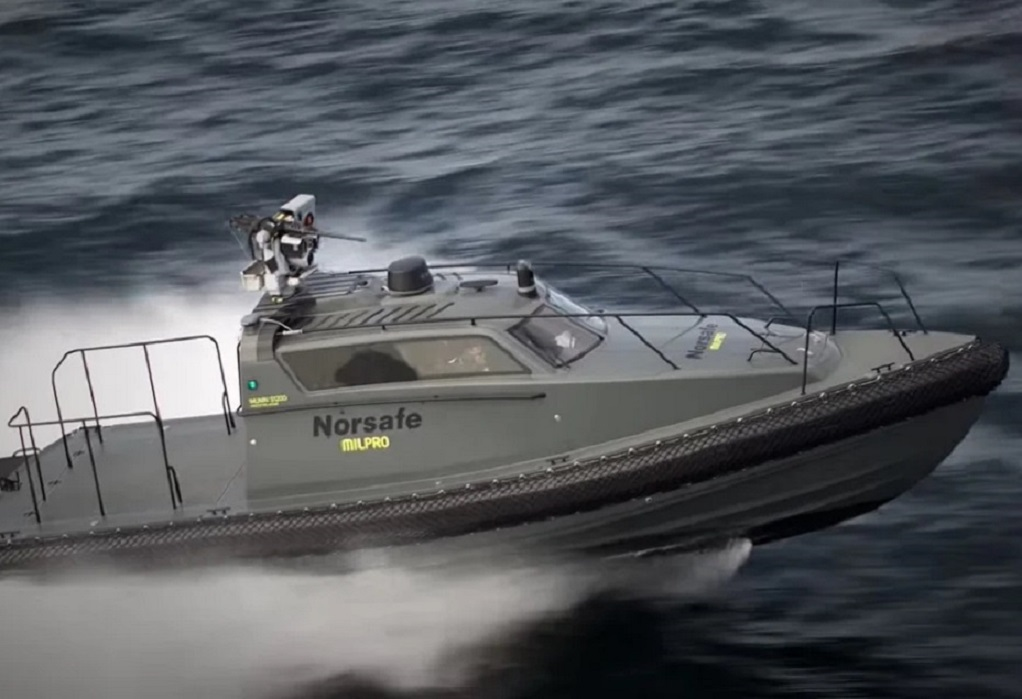 Με 41 ταχύπλοα σκάφη ενισχύονται οι ειδικές δυνάμεις