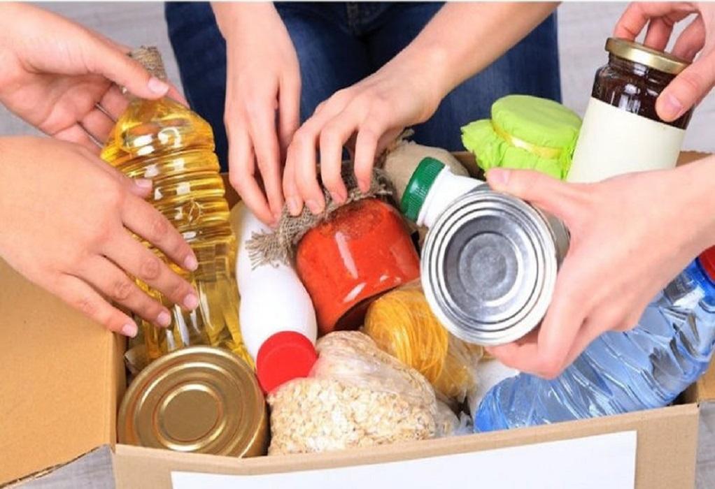 Δήμος Παύλου-Μελά: Συλλογή τροφίμων με σύνθημα «Το Πάσχα είναι για όλους»