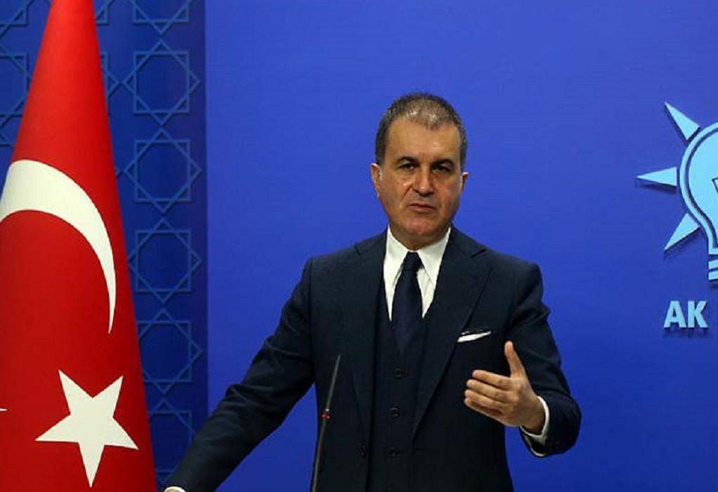 Τσελίκ: «Ο Δένδιας σαμποτάρισε τις διαπραγματεύσεις»