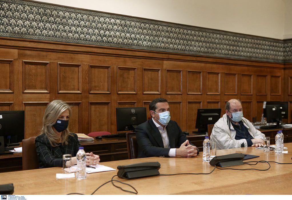 Τσίπρας σε ΟΛΜΕ: Η κυβέρνηση να αναστείλει την εφαρμογή του νέου συστήματος εισαγωγής στα πανεπιστήμια