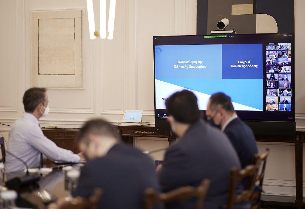 Ποιες κυβερνητικές παρεμβάσεις συζητήθηκαν στο Υπουργικό Συμβούλιο