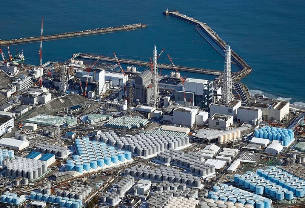 Ιαπωνία: Στη θάλασσα το μολυσμένο νερό από τη Φουκουσίμα!