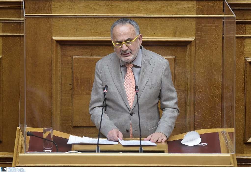 Βουλευτής του ΚΙΝΑΛ έχει κορωνοϊό παρότι έχει εμβολιαστεί