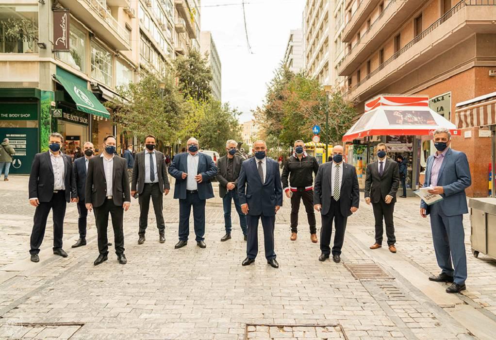 ΕΕΑ: «Ψωνίζουμε με ασφάλεια από τις τοπικές επιχειρήσεις»