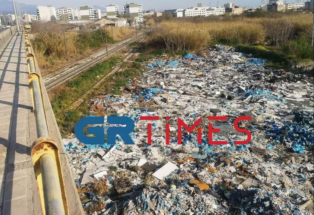 Ευρωπαϊκά κονδύλια για να καθαριστεί η μεγάλη χωματερή στη Δ. Θεσσαλονίκη,αναζητά η Μ.Σπυράκη