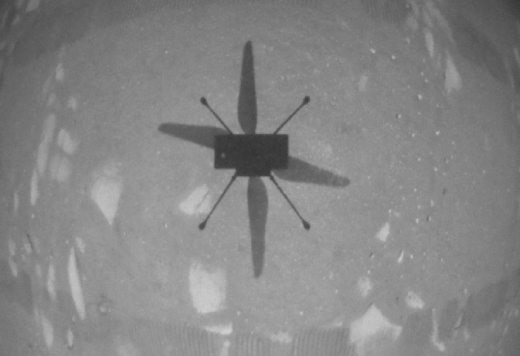 Ο Έλληνας που πέταξε το ελικόπτερο της NASA στον πλανήτη Άρη