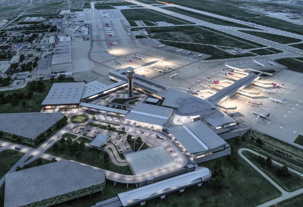 Παρευξείνια: Bάζει 73 εκ. στο δάνειο για το αεροδρόμιο της Σόφιας