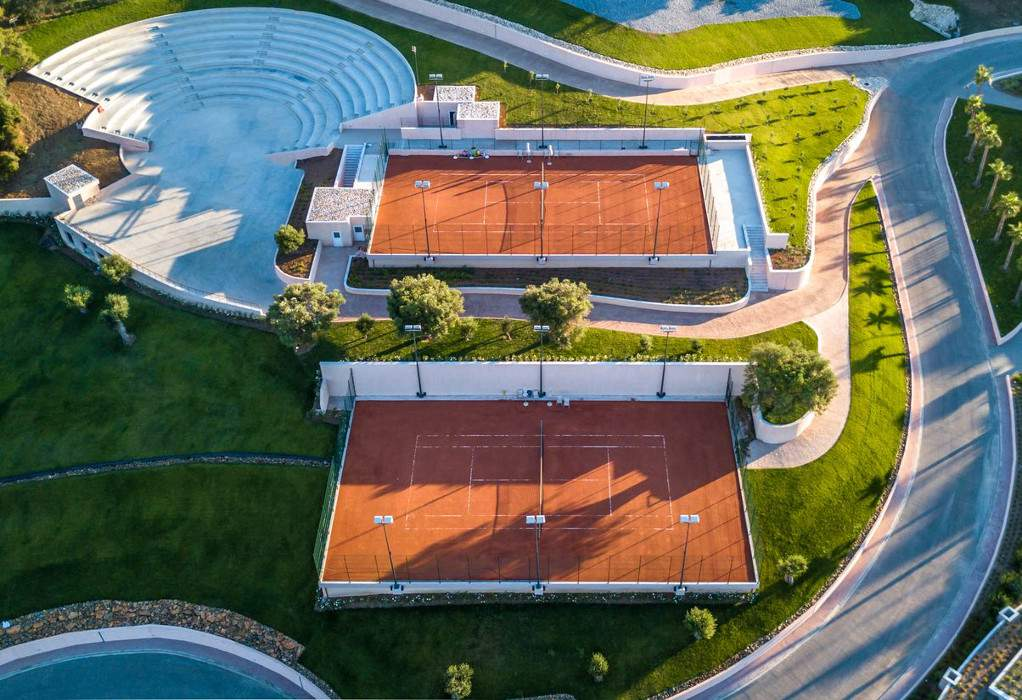 Στο Miraggio η ακαδημία τένις Tipsarevic