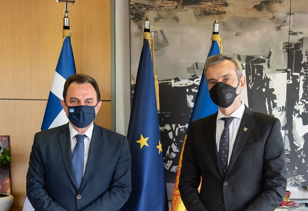 Κ. Ζέρβας: Διαδοχικές συναντήσεις με Γ. Γεωργαντά και Γ. Κεφαλογιάννη