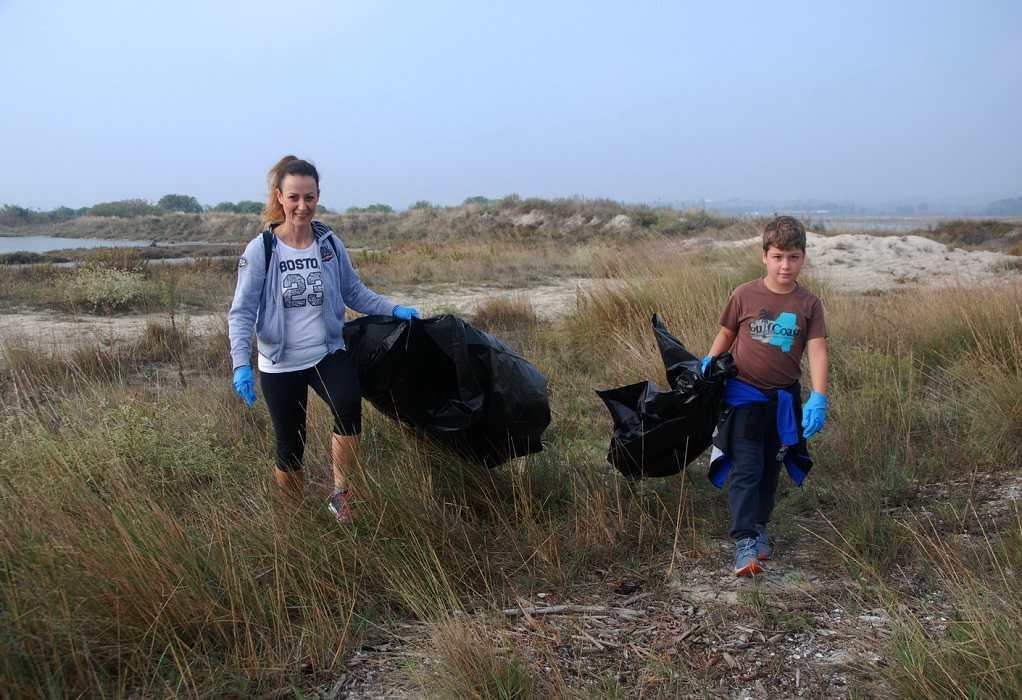 Περιβάλλον: Εθελοντικός καθαρισμός και παρατήρηση πουλιών