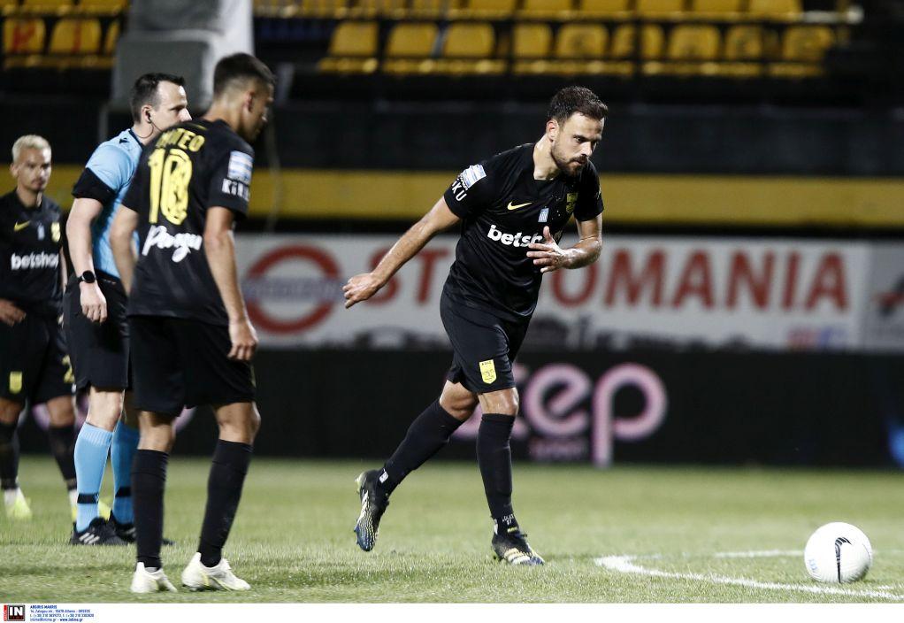 Παγωμάρα στη Θεσσαλονίκη: 0-0 Άρης και Παναθηναϊκός
