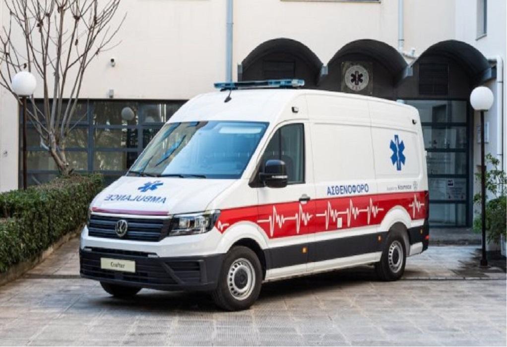 Θεσπρωτία: Με… ασθενοφόρο μετέφεραν παράτυπους μετανάστες!
