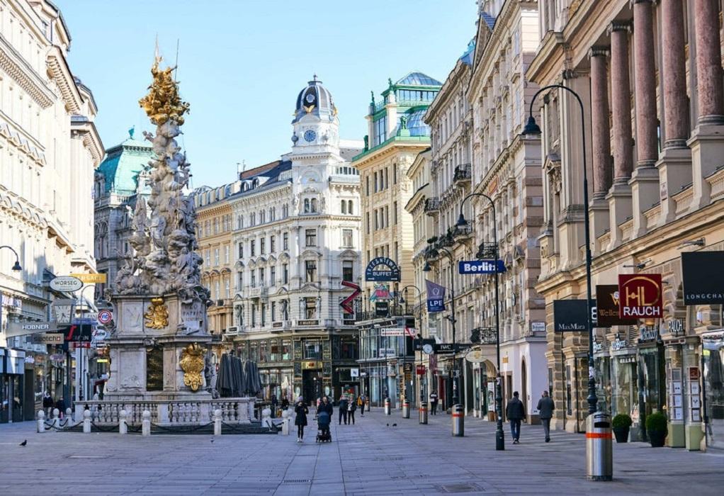 Αυστρία-Covid-19: Σχεδόν το 1/3 όλων των νέων λοιμώξεων σχετίζονται με ταξίδια