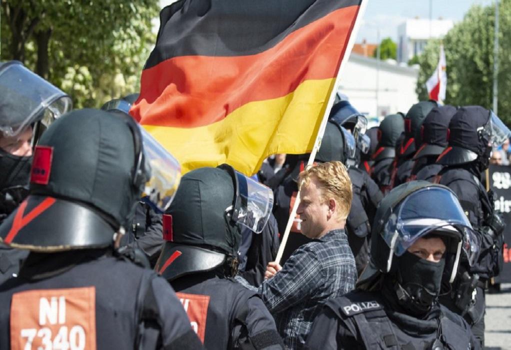 Βερολίνο: 240 συλλήψεις διαδηλωτών για την Εργατική Πρωτομαγιά