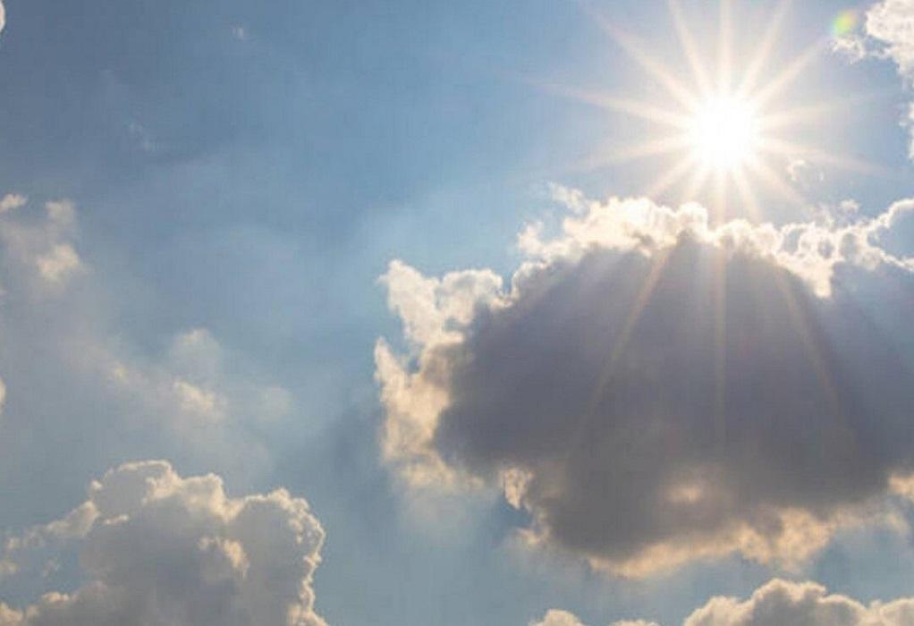 Θερμοκρασίες ρεκόρ σε όλη τη χώρα – Τους 38,1 βαθμούς έφτασε η Κρήτη
