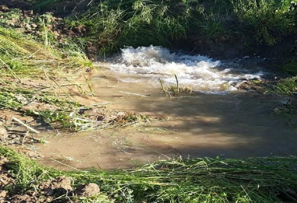 Λαγκαδάς: Διακοπή νερού σε τέσσερις κοινότητες λόγω βλάβης σε αγωγό (ΦΩΤΟ)