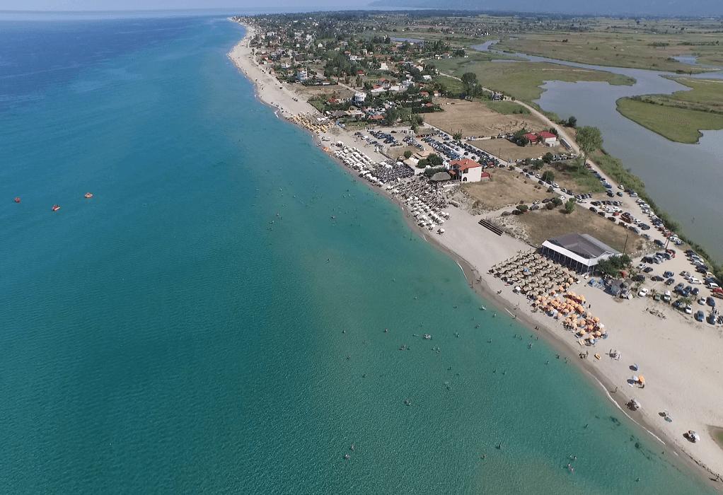 Δήμαρχος Τεμπών:  Ακούνε ότι ο νομός Λάρισας έχει παραλίες και εκπλήσσονται